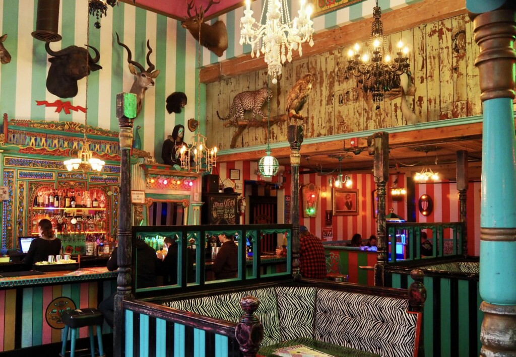 Unicorn Bar Seattle