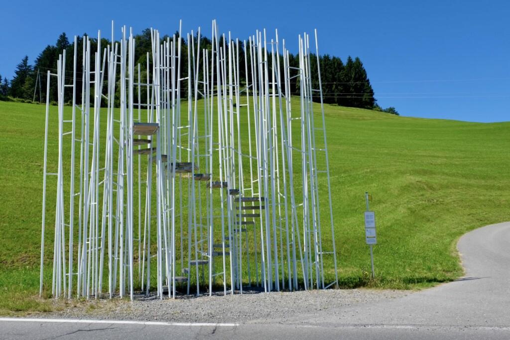 Bus:Stop Krumbach Vorarlberg
