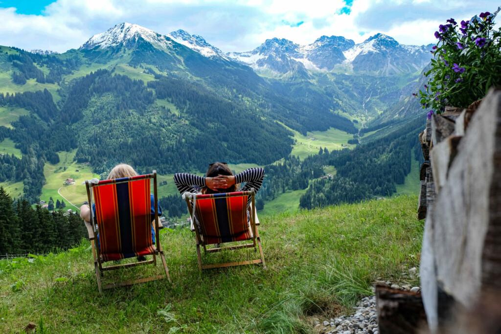 Bühlalpe Vorarlberg
