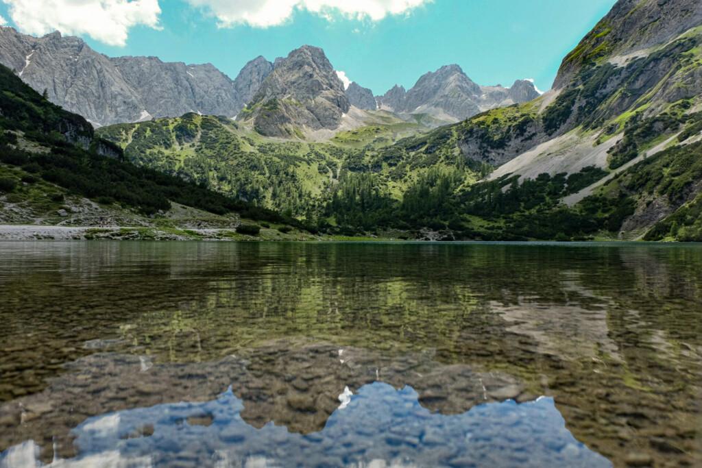 Seebensee Tirol Österreich