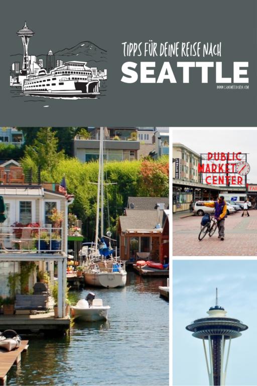 Ein Städtetrip nach Seattle Pinterest