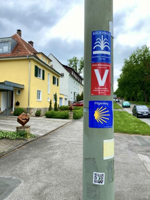 Wanderwege Bad Driburg