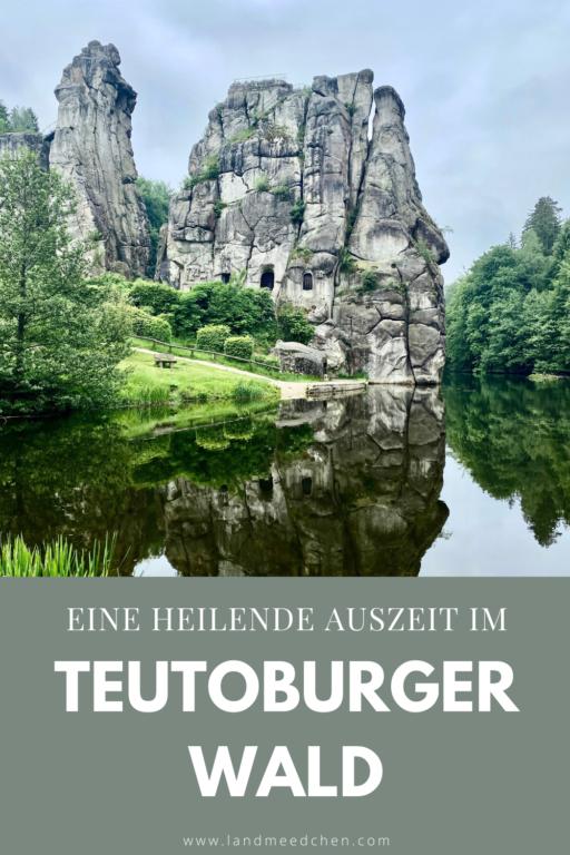 Eine heilende Auszeit im Teutoburger Wald Pinterest