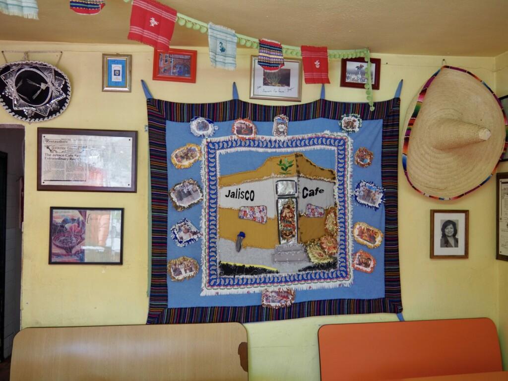 Jalisco Cafe El Paso Texas