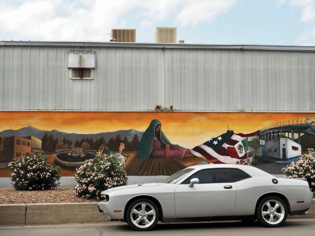 Segundo Barrio El Paso Texas