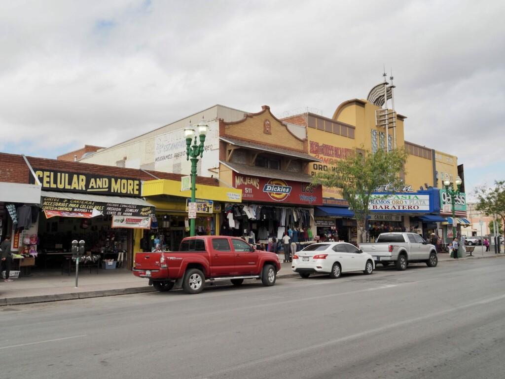 El Centro El Paso Texas
