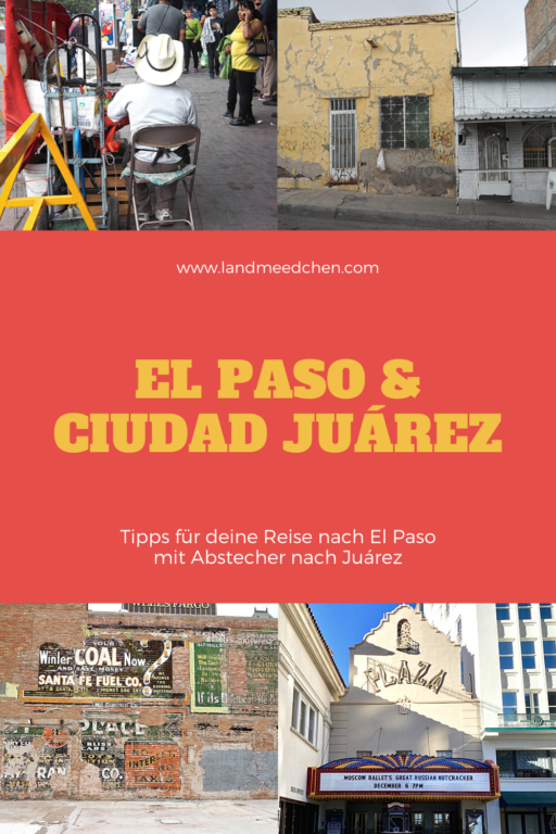 El Paso und Juarez Pinterest