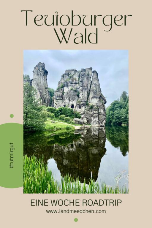 Teutoburger Wald Eine Woche Roadtrip Pinterest
