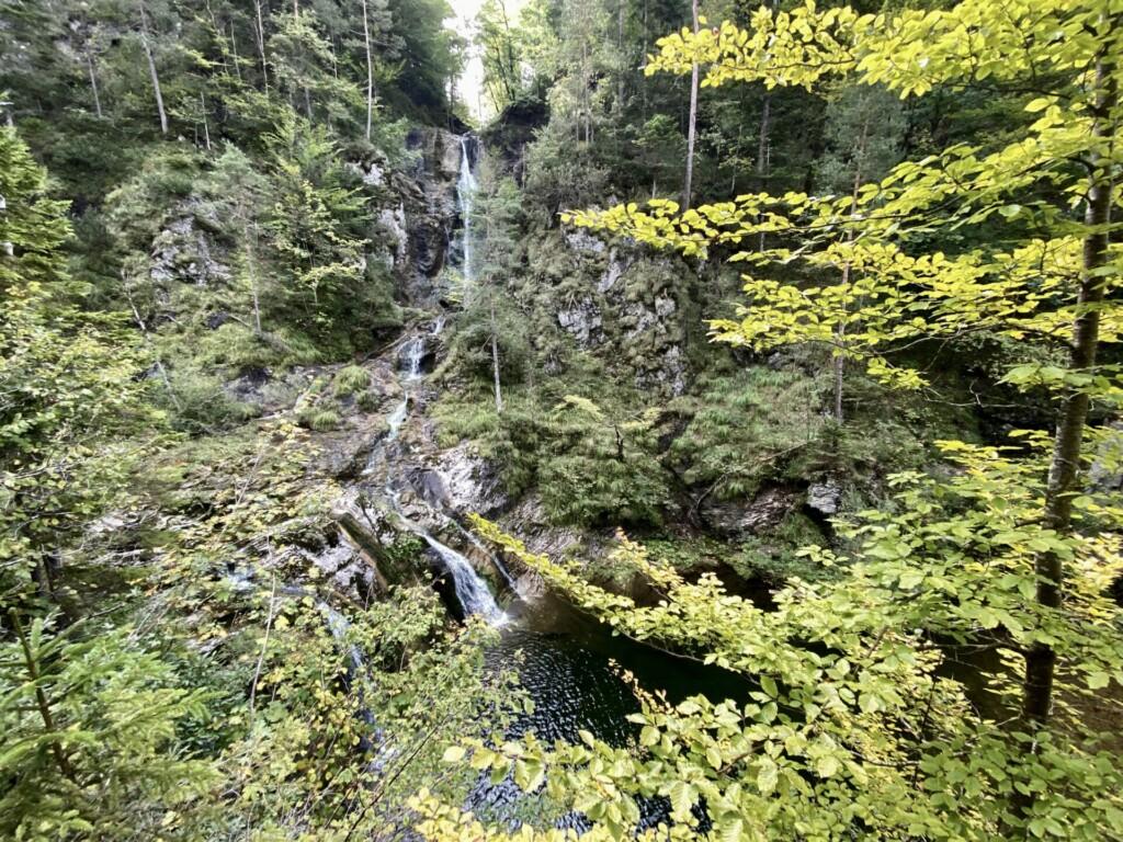 Kienbachfall Ötschergräben