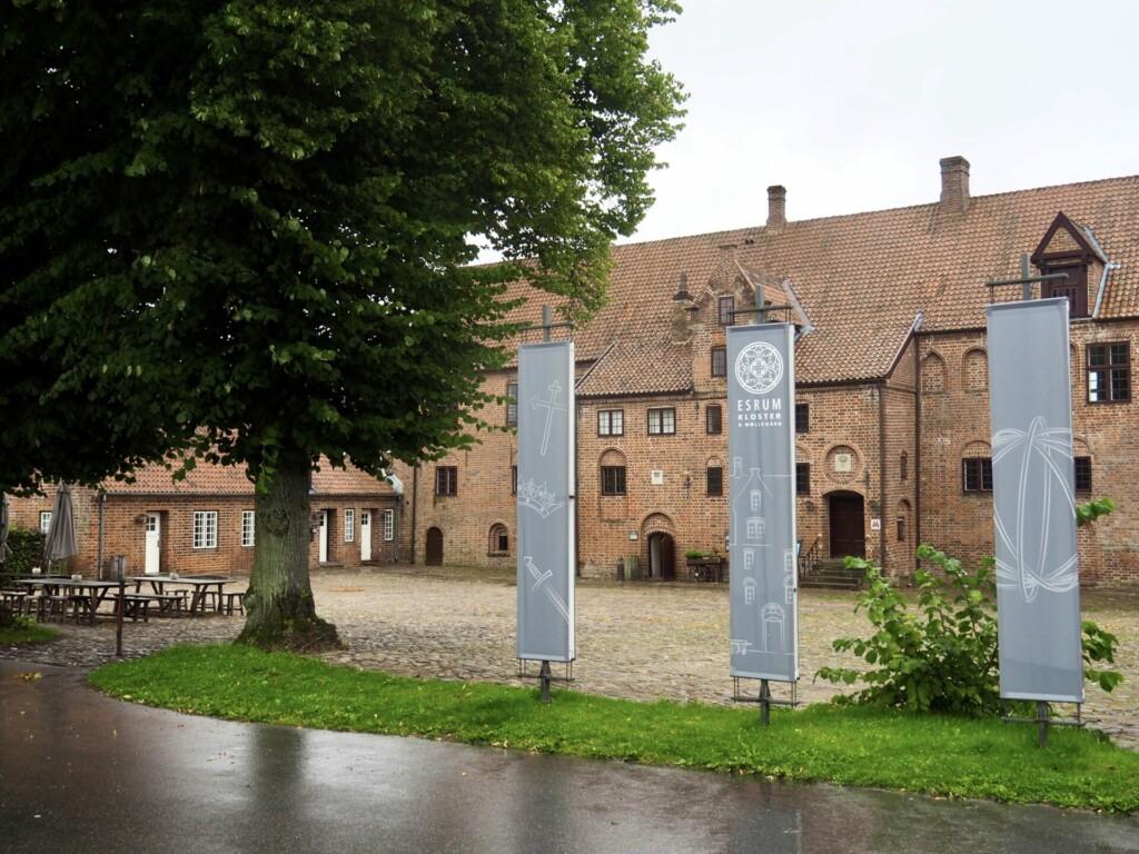 Esrum Kloster Nordseeland Dänemark