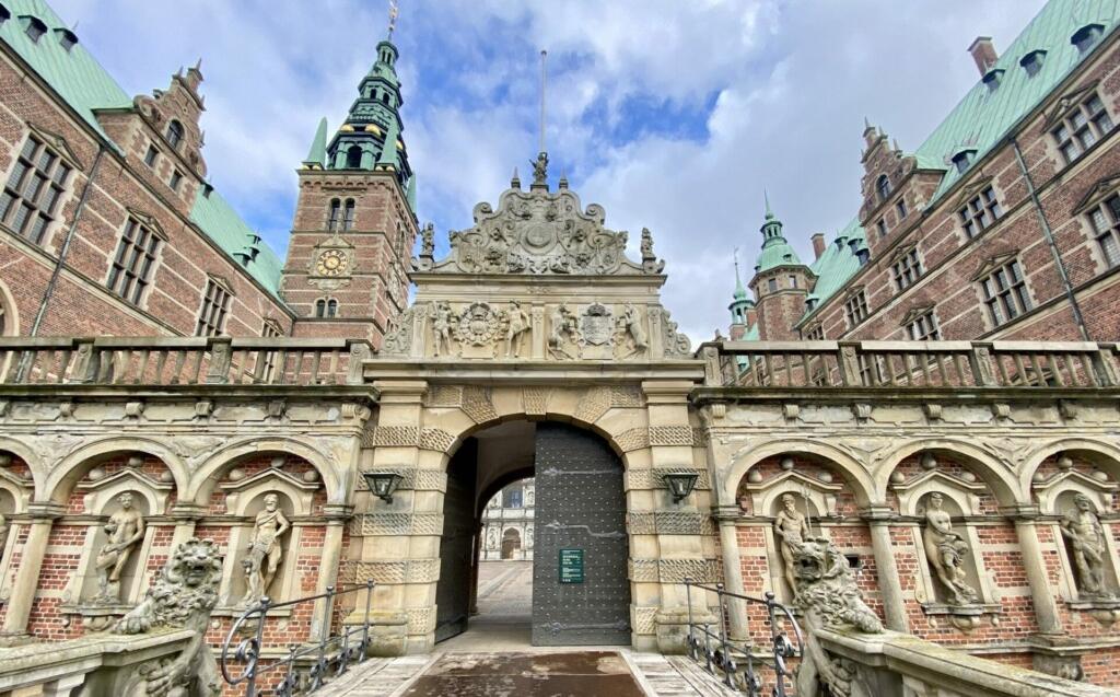 Frederiksborg Schloss Hillerod Dänemark