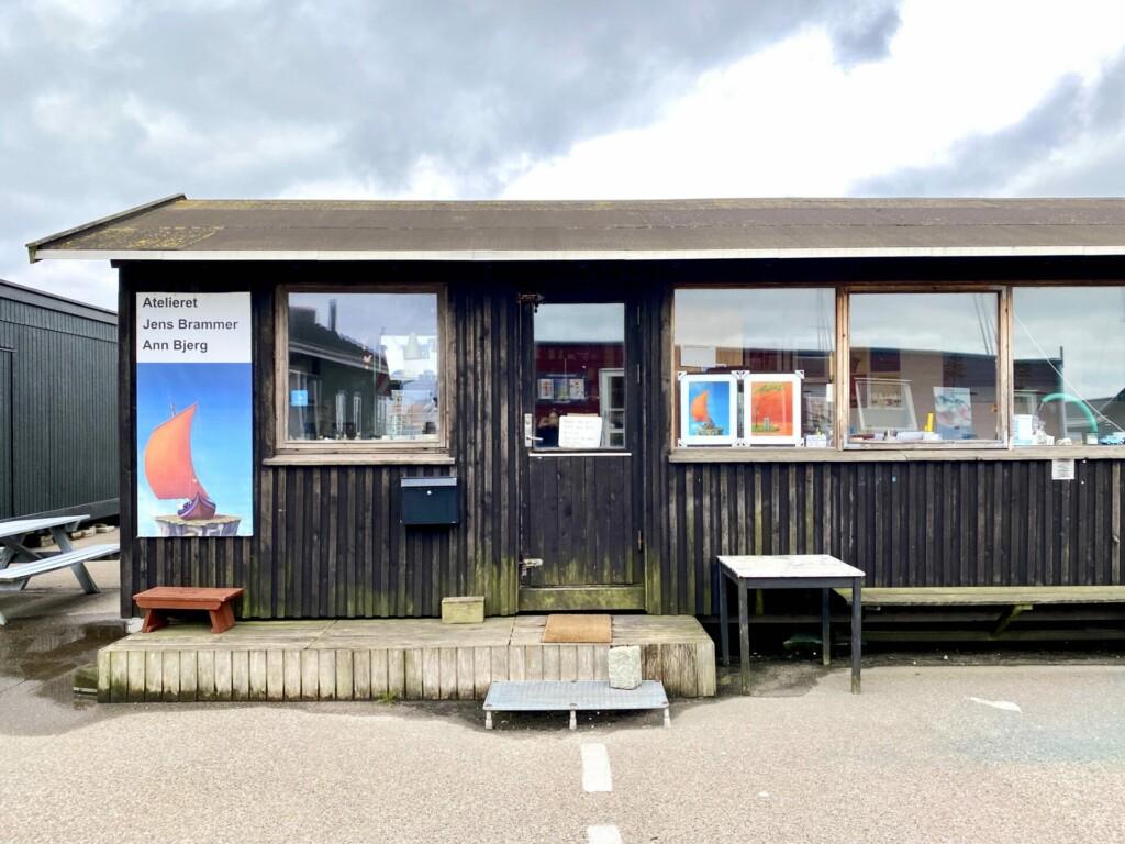 Hundested Hafen Nordseeland