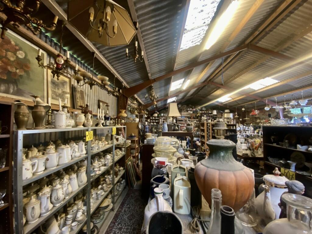 Vintage Shopping Dänemark