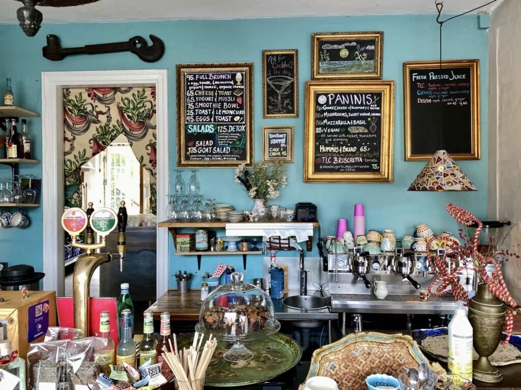 The Little Cafe Tisvildeje