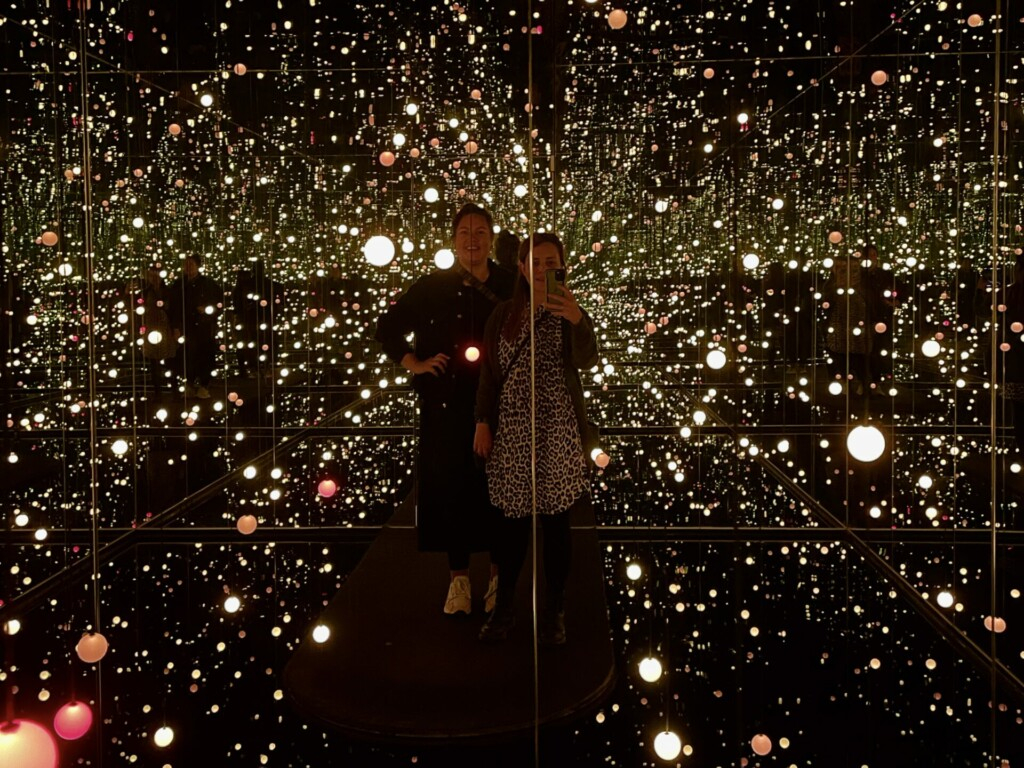 Gleaming Lights of the Souls Louisiana Museum Denmark