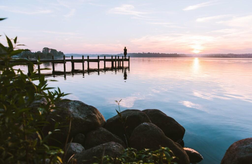 Esrum See Nordseeland